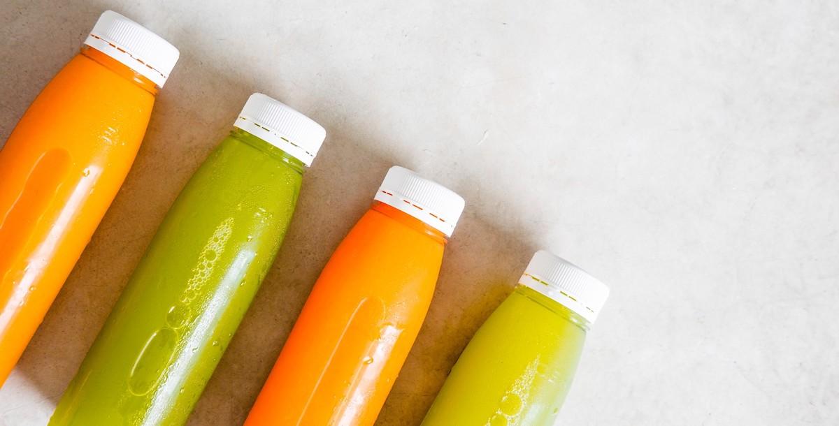 Saftflaschen – Entsaften mit dem Einkochautomat
