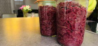 Rotkohl einkochen – tolles Rezept für leckeren Apfel-Rotkohl